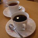 喫茶オズ若草 - ドリンク写真:コーヒー200円