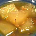 阿留酎 - 冬瓜の煮物
