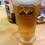 立ち呑み さわ好 - 生ビール:450円