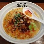 拉麺 冠尾 - 鶏坦湯拉麺