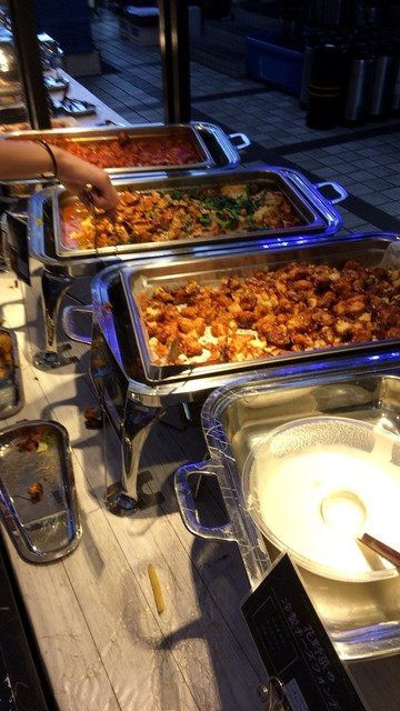 屋上ビアガーデン キラビア - フードも肉、魚、野菜と豊富にラインナップ♪