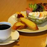 三澤珈琲 アーリーバードカフェ 塩尻店