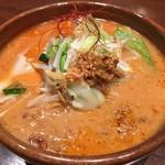 麺場 田所商店 - 料理写真:北海道辛味噌野菜ラーメン