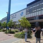 中華そば こびき - 岡山駅