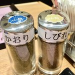 陳建一麻婆豆腐店 - 山椒
