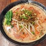 東京担々麺  ゴマ哲 -
