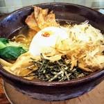 麺屋 空海 - 冷やしラーメン ¥1000