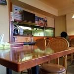 ナン亭CAFE - 店内の様子