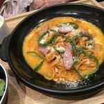 DINER&CAFE The GOLDEN☆HAMBURG - 料理写真: