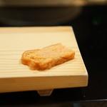 鮨人 - まるでチーズのようなバチコ