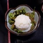大福 - 小鉢も美味しい