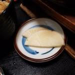 大福 - お漬物