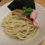91129874 - 濃厚つけ麺 麺