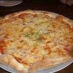 塩胡椒 - ピザ、ポモドーロ