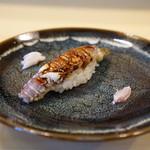 太平寿し - 蝦蛄:蝦蛄爪も付けるなんて粋だなぁー