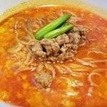 あいば - 挽肉の旨みが広がる「四川担々麺」