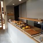 パン工房 Riso - 店内の様子