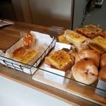 パン工房 Riso - モーニングでいろいろ選べるパン