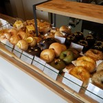 パン工房 Riso - ベーグルの日の様子