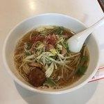 中国料理 吉華 - 料理写真:サバだしラーメン 700円