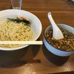 ドラゴンラーメン - 魚醤つけ麺