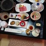 91141542 - 夕飯 客室懐石料理