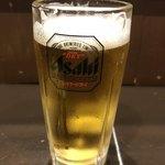 ニサシ - 生ビール