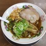 ついてる亭 - 料理写真:「スパイスラーメン (800円)」