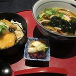 唐橋茶屋 - 日替わり定食 ¥691(税込み)