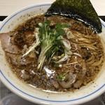 麺や マルショウ - 醤油中華そば700円