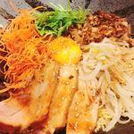 かじ村 - まぜ麺