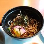 食処恵乃喜 - お蕎麦