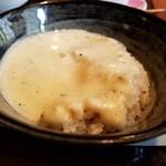 食処恵乃喜 - 十穀麦ご飯にガッツリ「とろろ汁」♪