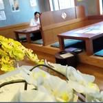 食処恵乃喜 - 店内の小上がり席の様子