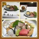 旅館 亀乃屋 - 料理写真: