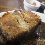 いずみバーグ - 皮付き豚バラ ブロック カリー