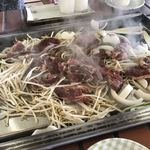 オートリゾート苫小牧アルテンレストハウス - 料理写真:焼くべし!