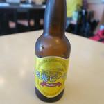 まぐろ茶家 - 松島ビール へレス