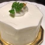 田園調布倶楽部 - レアチーズケーキ