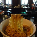 點水樓 - XO醤乾麺(220元)(麺リフトは苦手です)