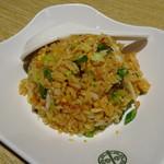 添好運 - 料理写真:燻製肉入りXOソースチャーハン(158元)