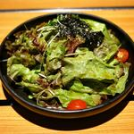 牛肉専門 ぶんご牛肉店 - ☆チョレギサラダ 700円