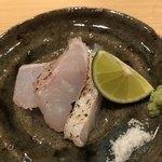 鮨 さかい - 宗像市鐘崎の白甘鯛