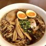お食事処 楽小屋 - 料理写真:中華そば700円
