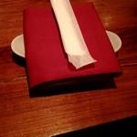 パイス バスコ - テーブルセット