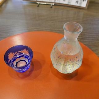 和楽 - ドリンク写真:浜千鳥 純米酒