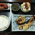 お食事処 みず - 焼き魚定食そとくんセレクト!