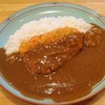 マルパソ - チキンカツカレー730円+ライス100㌘増100円