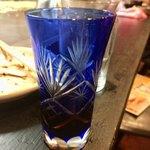 広島お好み焼 どっこい - カープが勝利し、お店から頂いた「勝利の美酒」!