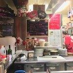 広島お好み焼 どっこい - 厨房